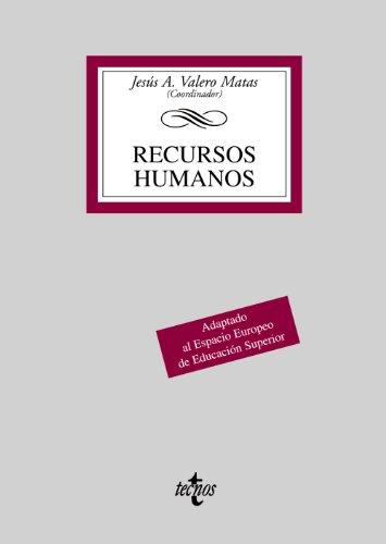 Recursos humanos (Derecho - Biblioteca Universitaria De Editorial Tecnos)
