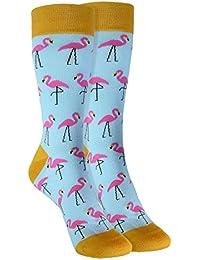 Baumwolle atmungsaktiv weich cosey dünne Socken – Pinguin rot 1 Paar 40-45