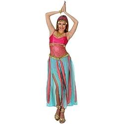 Atosa Disfraz de árabe para mujer, talla 34 (8422259152927)