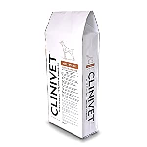 Clinivet Energy Natural Dry Hypoallergenic Dog Food 15kg