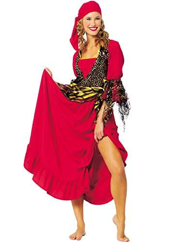 Karibik Elizabeth Kostüm Fluch Aus Der - Unbekannt Stamco, Karibik-Piraten, Piraten Kostüm für Damen