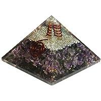 Sodalith Orgonite Pyramide/Reiki Heilung Crytsal Pyramiden- und Chakra-Dekoration 65mm mit Tasche preisvergleich bei billige-tabletten.eu