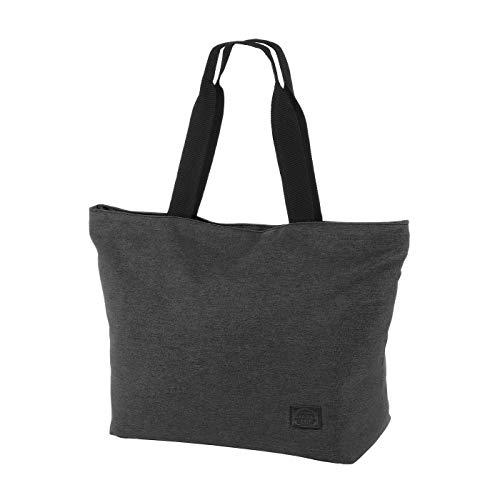 Rada Einkaufshopper/Tasche groß für Damen, Badetasche für Strand, Schultertasche, robust und wasserabweisend, Cityshopper für Frauen und Mädchen, (Anthra 2 Tone)