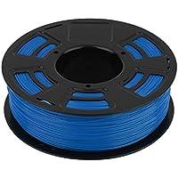Eine Rolle 1KG 1.75mm ABS-Faden-Drucker-Druck-Material-Versorgungsmaterial-Rolle 3D Geeignet für Drucker 3D Drucker 3D - Blau