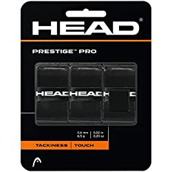 Head Prestige Pro Overwrap - Grip, color negro