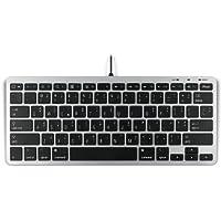 Matias Slim One Keyboard for iPhone and Mac - FK311MIN