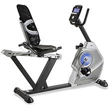 Bh Fitness  - Bicicleta reclinada comfort ergo program