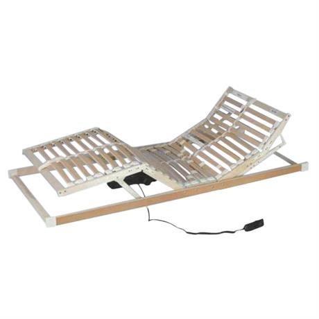 Breckle Lattenrost Sinus Elektro verstellbar elektrisch 140 x 200 cm