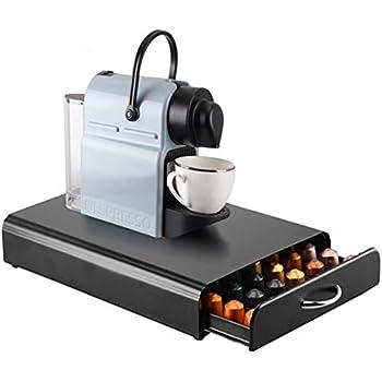 YouCopia Caf/éStack Nespresso Pod Schubladenschrank Organizer 60 Kapseln
