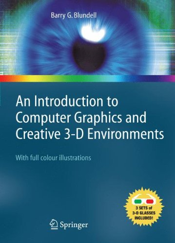 An Introduction to Computer Graphics and Creative 3-D Environments - 3d User Interfaces