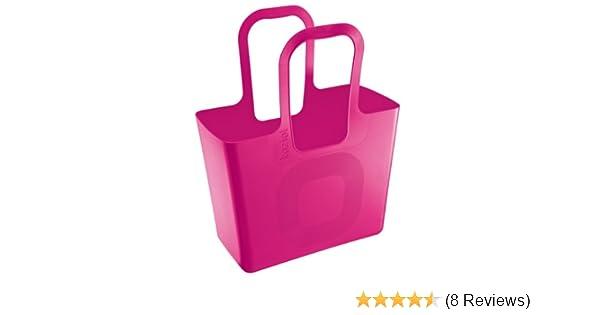 21,5/x 44/x 54/cm bonbon-rosa Koziol 5414525/Tasche aus Kunststoff