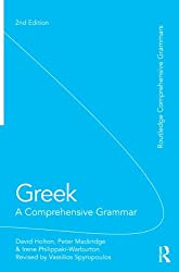 Greek: A Comprehensive Grammar of the Modern Language (Comprehensive Grammars)