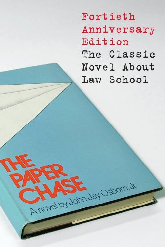 The Paper Chase por Jr. John Osborn