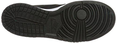 Nike Herren Big High Hohe Sneaker Schwarz (Black/Dark Grey)