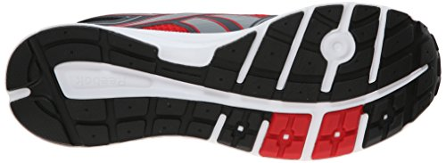 Reebok Zona Cushrun Mt scarpa da running Flat Grey / Red Rush / Black / Graphite / White