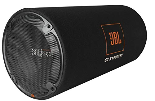 Buy JBL GT-X1500THI 12-inch 1500 Watts Subwoofer in a Bass-Reflex Tube Enclosure (Black) online in India at discounted price