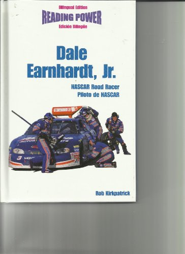 Dale Earnhardt Jr.: Piloto de NASCAR / Dale Earnhardt Jr. (Hot Shots) por Rob Kirkpatick