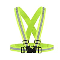 Bike Safe Reflective Safety Vest for Construction Traffic Warehouse Visibility Security Jacket Reflective Strips Wear Uniform