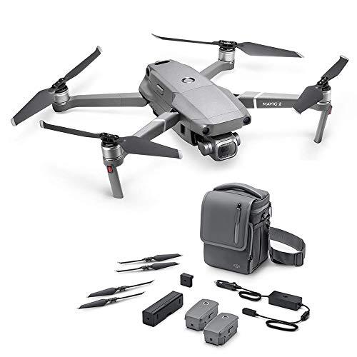 DJI Mavic 2 Pro Fly More Combo - Kit Drone (Caméra Hasselblad, Video 4K HDR, Capteur CMOS de 1' et...