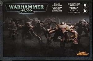 Games Workshop - 99120106007 - Warhammer 40.000 - Figurine - Genestealer