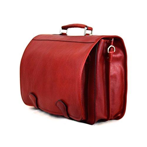 Tornabuoni - Cartella Professionale Rosso