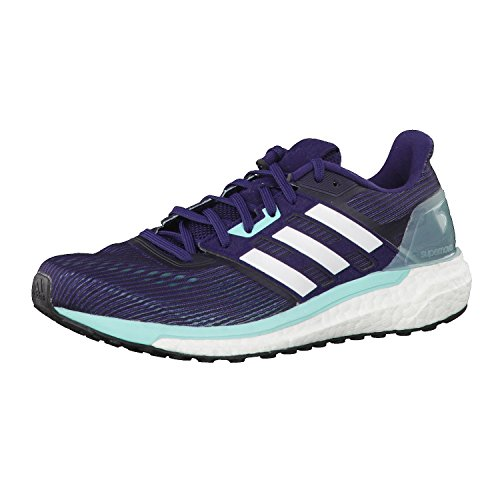 adidas Damen Supernova Laufschuhe, Grau Blau (Noble Ink/footwear White/energy Aqua)
