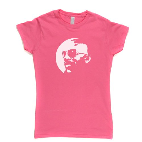 Isaac Hayes Womens Fitted T-shirt