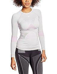 X-Bionic collant lady t-shirt imperméable pour adulte evo uW lG sL