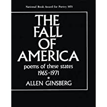 [The Fall of America: Poems of These States 1965-1971] (By: Allen Ginsberg) [published: January, 2001]