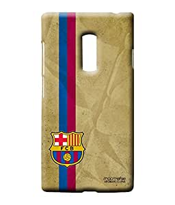FCB Rustic - Pro Case for OnePlus Two