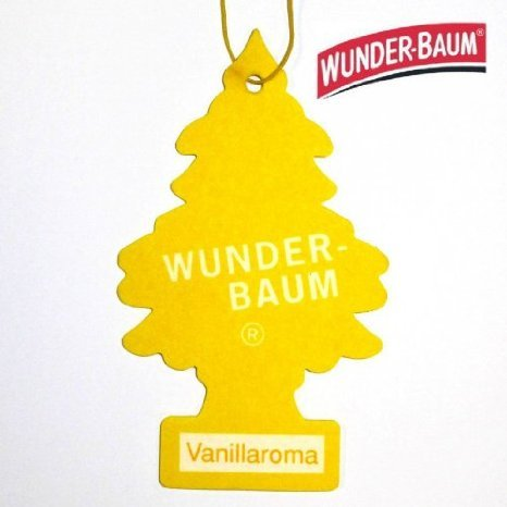 Preisvergleich Produktbild 5 x Wunderbaum Vanille