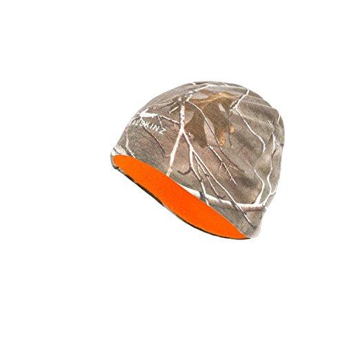 SealSkinz Camo Wasserfest wendbare Mütze Realtree Xtra/Blesse Orange - Camo, Large/X...