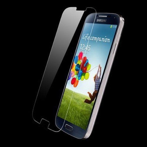 E LV HD Ultra Crystal Clear Screen Protector Scratch Guard [3 PIECES Pack] for the Samsung Galaxy S4 i9500  available at amazon for Rs.99