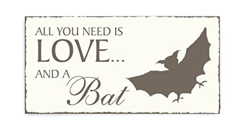 SCHILD Dekoschild « All you need is LOVE -