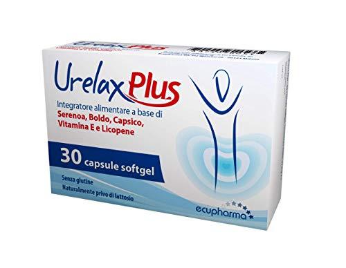Urelax Plus 30 capsule softgel