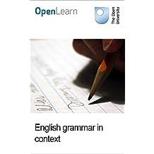 English grammar in context