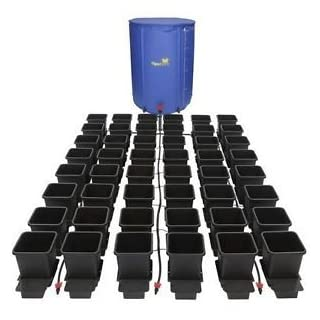 Autopot Complete Hydroponics Self Watering System Plant/Flower Flexitank & Kit 8 Pot W/ 100L Flexitank