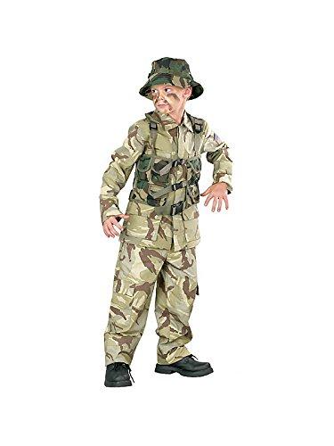 Fun World Delta Force Camo Army Costume L -