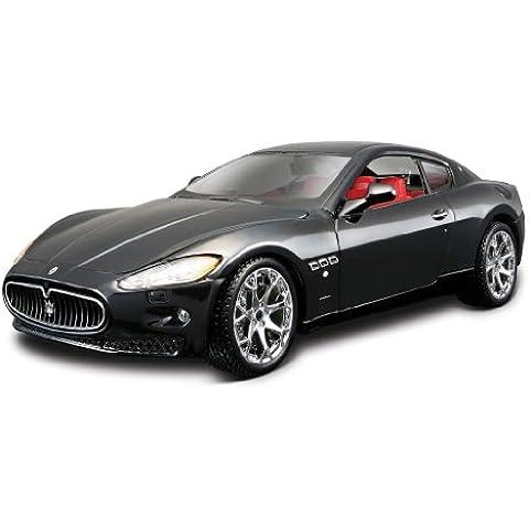 BBurago 18-21036  - Estrella Collezione 1:24 Maserati Gran Turismo 2008 plata