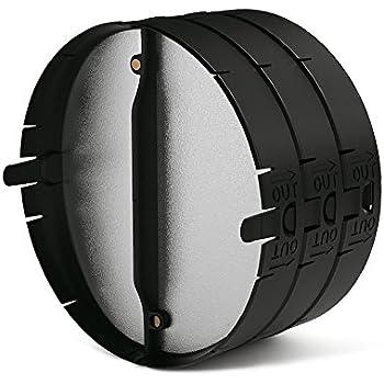 easytec dachdurchf hrung schwarz f r steildach 150 mm. Black Bedroom Furniture Sets. Home Design Ideas