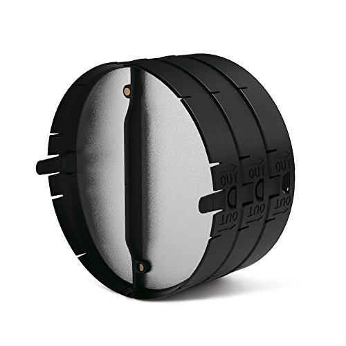 NABER Rückstauklappe THERMOBOX / Wärmerückhaltesystem / Ø150mm (4043064)