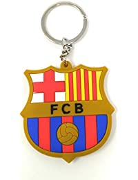 Oytra Football Club Two Sided Keychains | Material: High Quality PVC | Size: 10cm X 6cm | Best Birthday Gifts...