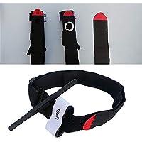 Sunsbell Torniquete táctico, aplicación de senderismo de emergencia médica militar de combate Al aire libre, primeros auxilios, liberación lenta, hebilla, una mano, torniquete de emergencia
