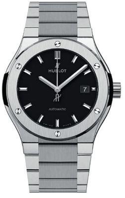 Hublot Classic Fusion orologio da donna 38 mm 585.NX.1170.NX