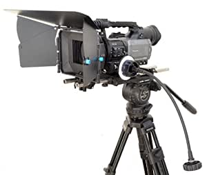 Proaim Kit 9: Rail System with V1 Follow Focus and MB-600 Matte Box