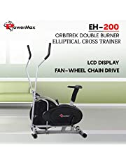Powermax Fitness Elliptical Cross Trainer EH200 Orbitrek Ex