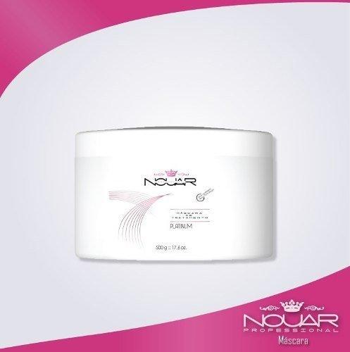 Hair Mask Platinum 500grams–Nouar