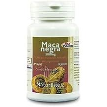 Maca Negra 500Mg 60 Comprimidos de Naturbite