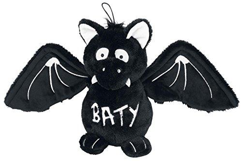 Preisvergleich Produktbild Gothicana by EMP Baty Plüschfigur schwarz one size