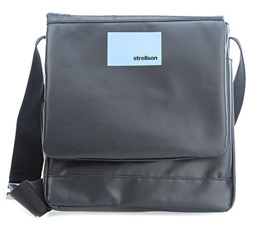strellson Shadwell Shoulder Bag MVF Black